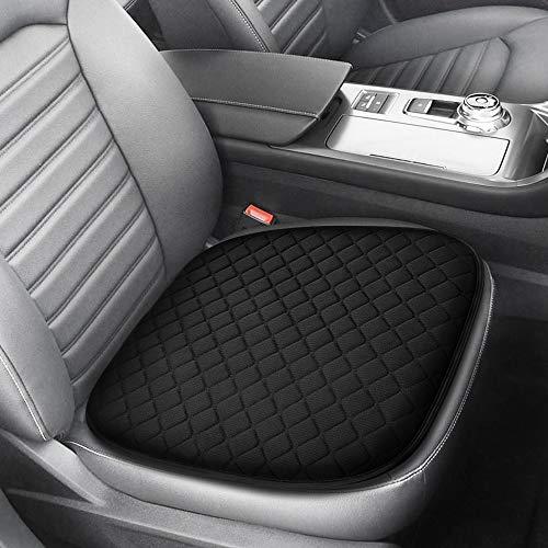 Tsumbay Auto Sitzauflagen, Autositzkissen, Universal Auto Sitzkissen, Memory-Foam Autositzbezug, Entlastet das Steißbein Autositzbezüge, für Büro und Auto
