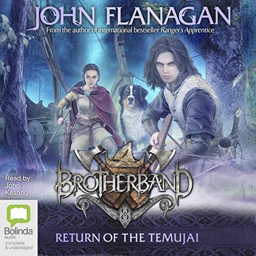 Return of the Temujai: Brotherband, Book 8