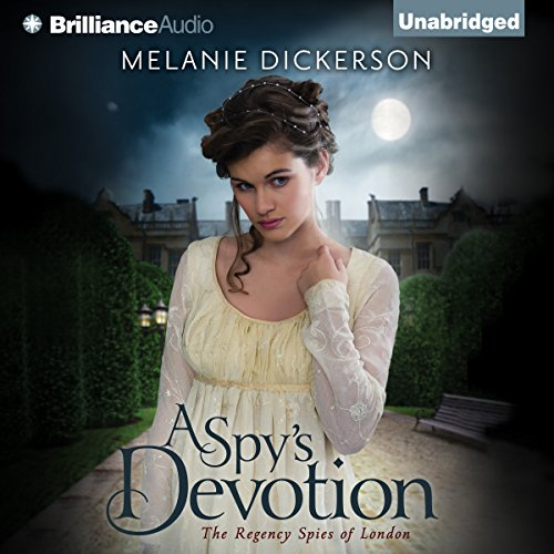 A Spy's Devotion audiobook cover art