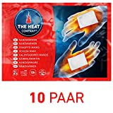THE HEAT COMPANY Handwarmers - EXTRA WARM - Hand Heat Pads - 12