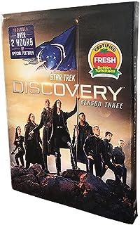 Star Trek Discovery Season 3 (4-Disc)