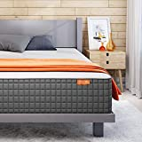 Sweetnight Queen Mattress, 12 inch Gel Memory Foam Queen Size Mattress in a Box, Ventilate Bed Mattress for Sleep Cooler & Pressure Relief