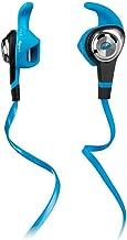 Monster iSport Strive In-Ear Sports Headphones - Blue, Running, Sweatproof