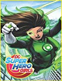 DC SUPER HERO GIRLS: Coloring Book This is a fun book. I have a lot of funny cartoons in this book and a lot of tempting moments that will touch your mind.