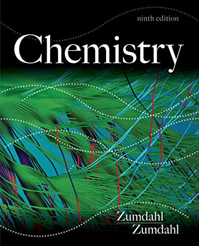 Compare Textbook Prices for Chemistry 9 Edition ISBN 8601419620692 by Zumdahl, Steven S.,Zumdahl, Susan A.