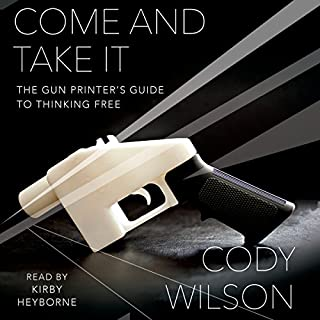 Come and Take It audiobook cover art