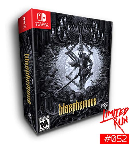 Blasphemous - Edition Collector (2000 exemplaires) - Limited Run #052- Switch
