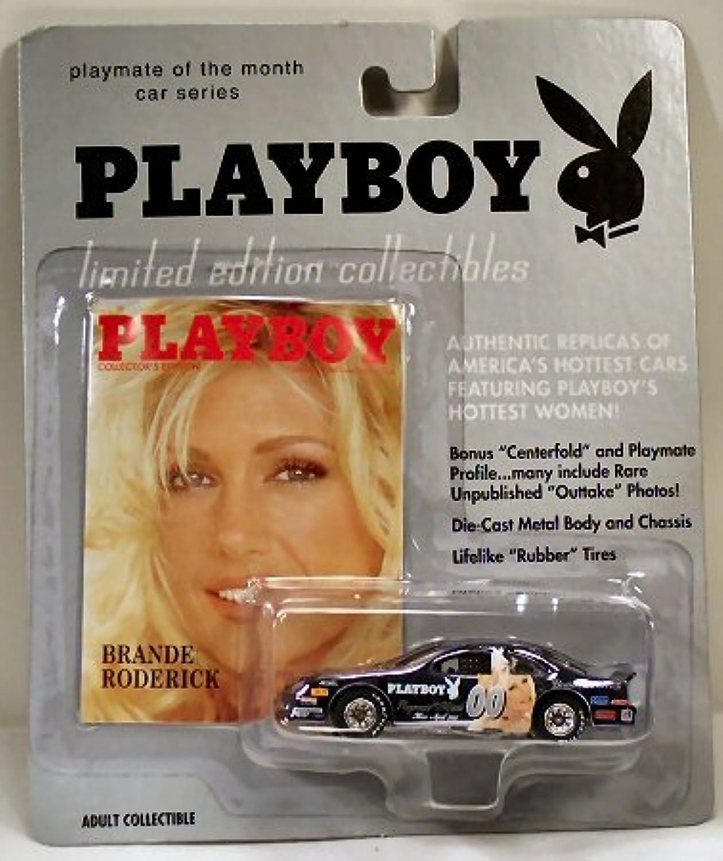 Playboy Brande Roderick Limited Edition Die Cast Car
