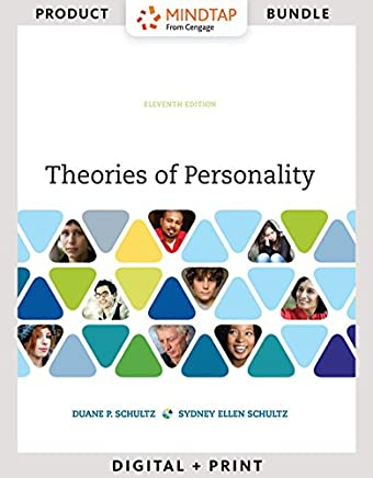 Theories of Personality + Personality Theories Workbook, 6th + Mindtap Psychology, 1 Term 6 Months Printed Access Card for Schultz/Schultz's Theories of Personality, 11th