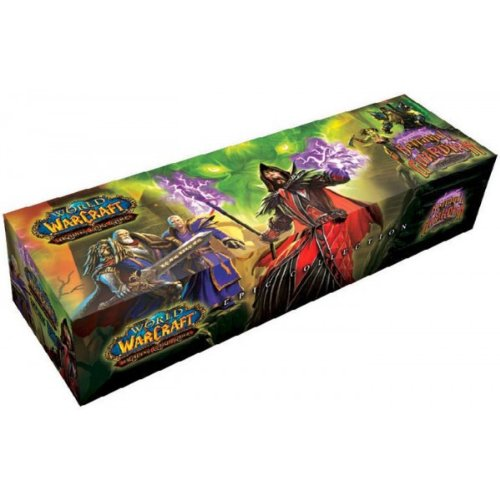 Blizzard World of Warcraft Wow TCG Betrayal of The Guardian Epic Collection Box (englisch)