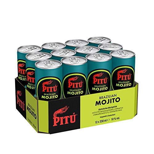 Pitu Brazilian Mojito (12 x 0.33 l)
