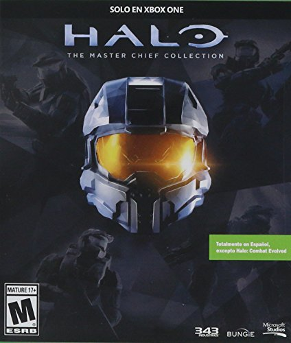 Halo: The Master Chief Collection  – Xbox One – Master Chief Collection Edition