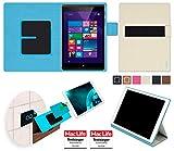 Hülle für Hewlett Packard Pro Tablet 608 Tasche Cover Hülle Bumper   in Beige   Testsieger
