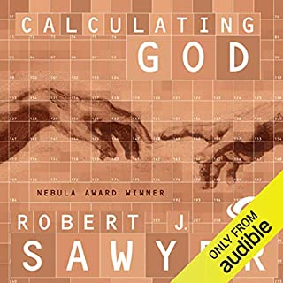 Page de couverture de Calculating God