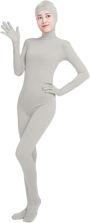 MAXIAOTONG Columbus Mall 5 ☆ popular Ensnovo Unisex Cosplay Zentai Adult Men Suits O Women