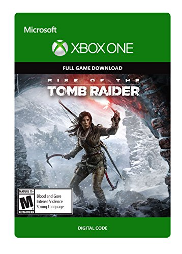 Rise of the Tomb Raider - Xbox One Digital Code