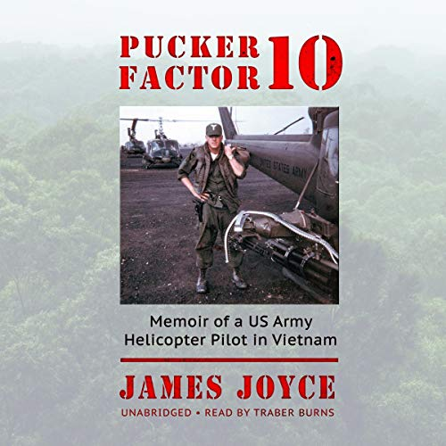 Pucker Factor 10 audiobook cover art