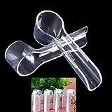 Favolook, Copertura antipolvere, Per spazzolino elettrico, Adatto a Oral B, Protettiva, 4 pezzi