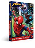 Toyster Quebra-Cabeça Cartonado Spider-Man 100 Peças