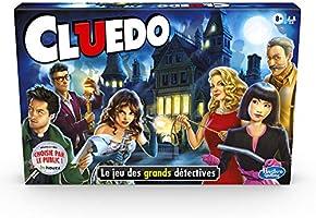 Cluedo Menteurs - Jeu de societe