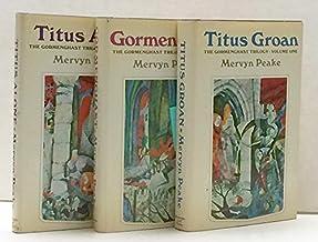 Gormenghast Trilogy 3 Volumes