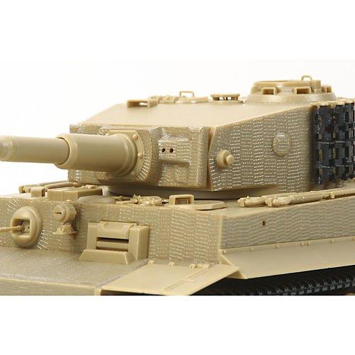 Tamiya 300012647 - Set di Decorazione Tiger I della seconda Guerra Mondiale, Scala 1:35