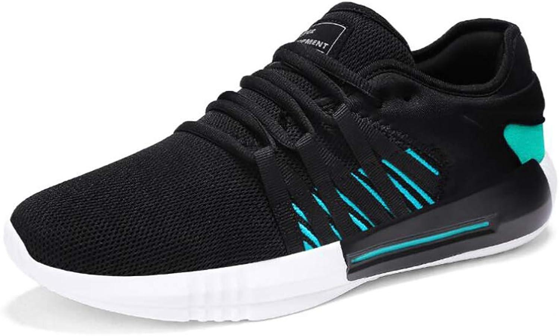 Män som andas in skor skor skor i Mes skor  Casual skor  springaning skor  män skor (Färg  B, Storlek  44)  den mest fashionabla