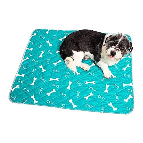 Almohadillas de Entrenamiento para Perros, 2 Piezas Almohadillas Reutilizables para Entrenamiento de Mascotas, Almohadilla Antideslizante para Perros para Viajes en Casa (60 x 75 cm)