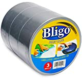Best Duct Tapes - Professional Heavy Duty Duct Tape, 3 Packs 1.88 Review