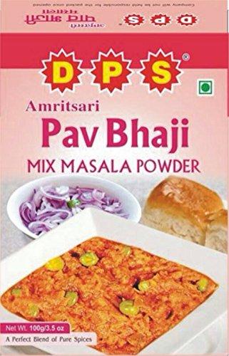 DPS Pav Bhaji Masala, 100 Grams Pack of 3