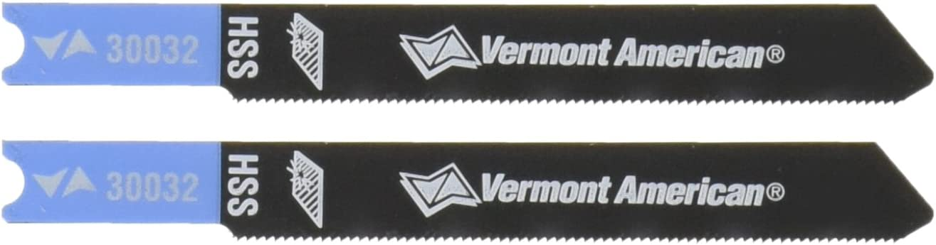 Vermont American 30032 2-3 4-Inch 36TPI Speed low-pricing C Metal High Steel Max 78% OFF