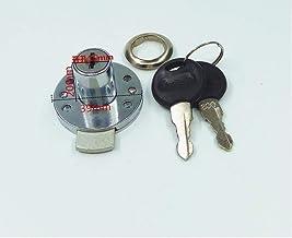 GangKun One slot, drie, lade slot, bureau, archiefkast, voorkant, kast, meubels, koppeling, rotatie, cilinder slot,