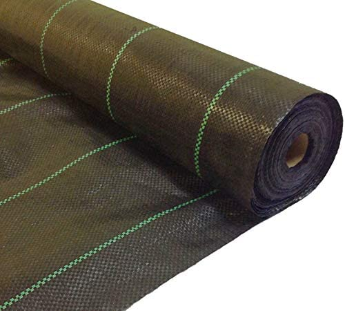 SUNVIEW 送料無料(一部地域を除く) Landscape Weed Barrier Fabric Duty Landscaping 大人気 - Heavy