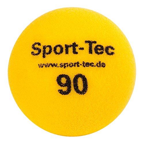 Schaumstoffball, Softball, Spielball aus Schaumstoff unbeschichtet - 9 cm