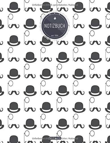 ZMUDACE Notizbuch Blanko: DIN A4 Softcover |