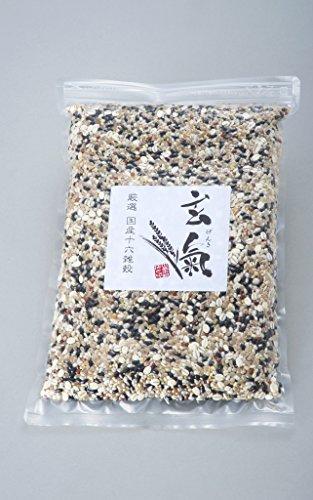 国産 十六雑穀米 900g