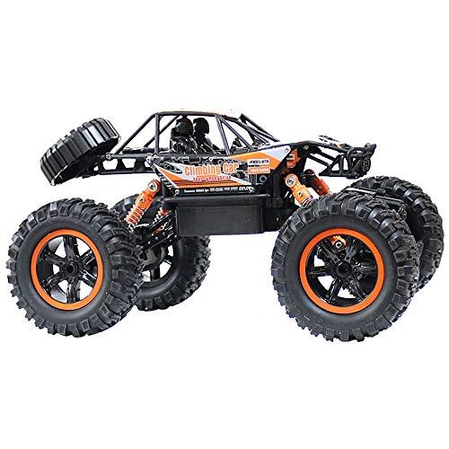 Kikioo 1:12 RC eléctrico recargable de alta velocidad del carro de monstruo...