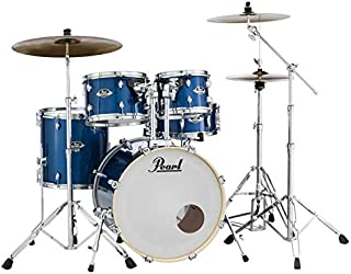 Pearl Export 5-pc. Drum Set w/830-Series Hardware Pack, GRINDSTONE SPARKLE, inch (EXX705N/C708)