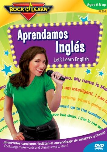 Aprendamos Ingles DVD by Rock 'N Learn