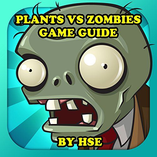 Plants vs Zombies Game Guide audiobook cover art