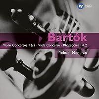 Bartok: Violin Concertos, Viola Concerto, 6 Duo for 2 Violins, Violin Rhapsodies; Yehudi Menuhin (2004-05-03)