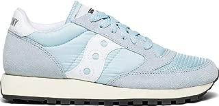 Saucony Jazz Original Women's Running Shoes, Tan/Blush/Blue