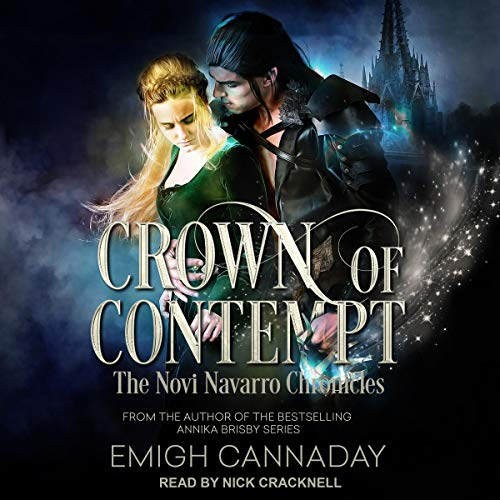 Crown of Contempt audiobook cover art