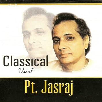 Classical Vocal: Pandit Jasraj (Live At Savai Gandharva Festival, Pune)