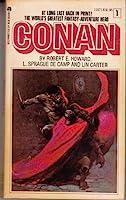 Conan 0441114563 Book Cover