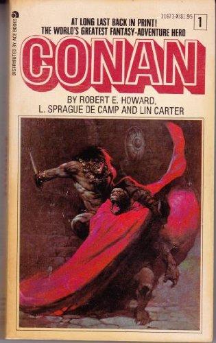 Conan 044111671X Book Cover