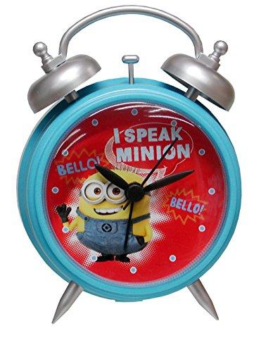 Ich - Einfach Unverbesserlich Wecker I Speak Minion
