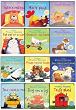 Usborne Phonics Readers - 12 Book Set by Phil Roxbee Cox (30-May-2007) Paperback