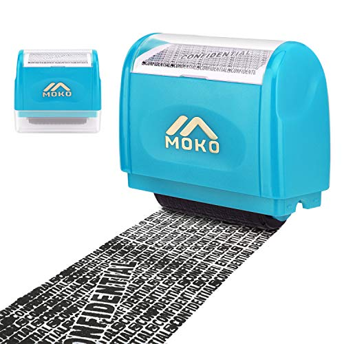 MoKo Identity Theft Protection Stamp Roller