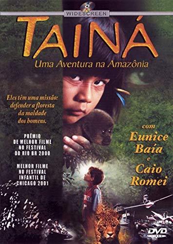 Tainá - Uma Aventura na Amazônia - Tânia Lamarca e Sérgio Bloch